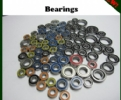 BALL BEARING-METRIC SERIES
