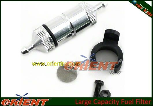 Large Capacity Fuel Filter